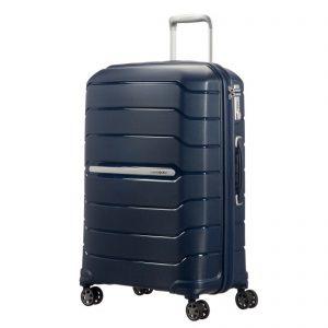 סמסוניט מזוודה אלגנטית  קשיחה 28 אינץ  75 סמ SAMSONITE FLUX