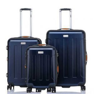 סט מזוודות קשיחות 4 גלגלים JEEP MIAMI