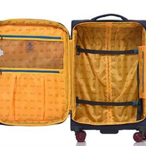 סט 3 מזוודות JEEP TUNDRA