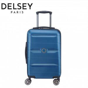 מזוודה קשיחה בלוק אירופאי 20 איינץ DELSEY COMETE
