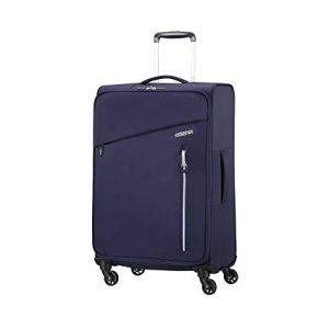 "American Tourister Litewing מזוודה קטנה עליה למטוס רק  1.4 ק""ג"