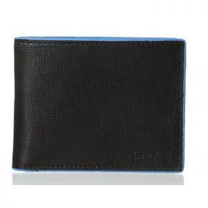 ארנק עור בעיצוב אירופאי CALVIN KLEIN