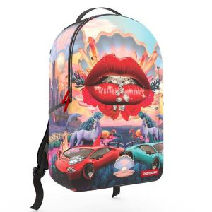 תיק גב SPRAYGROUND LIPS AND FAMOUS