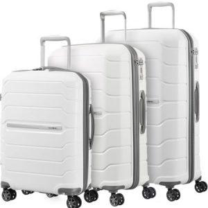 סט מזוודות קלות ואיכותיות SAMSONITE מסדרת FLUX