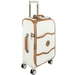 מזוודה 28 איינץ בעיצוב ייחודי  DELSEY CHATELET