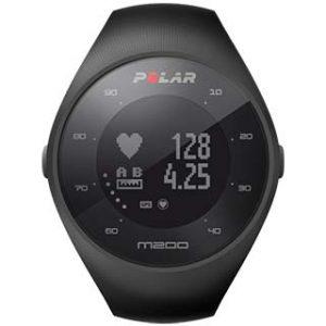 שעון ספורט POLAR M200 ייעודי לריצה עם מעקב פעילות 24/7