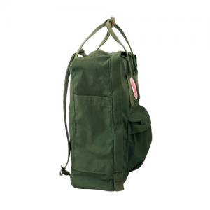 תיק גב קלאסי בצבע ירוק זית Kanken