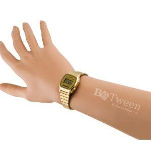 שעון יד לאישה בסגנון רטרו CASIO קאסיו