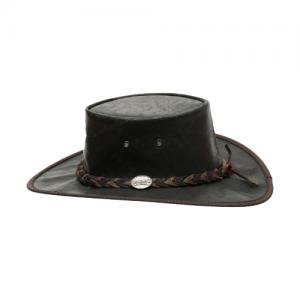 כובע מעור קנגורו אמיתי בצבע ירקרק Barmah