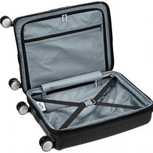 מזוודה קשיחה עליה למטוס  American Tourister Soundbox